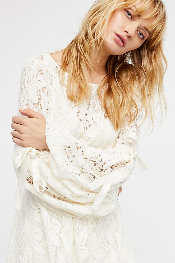 Get the Romeo + Juliet look from  Free People .