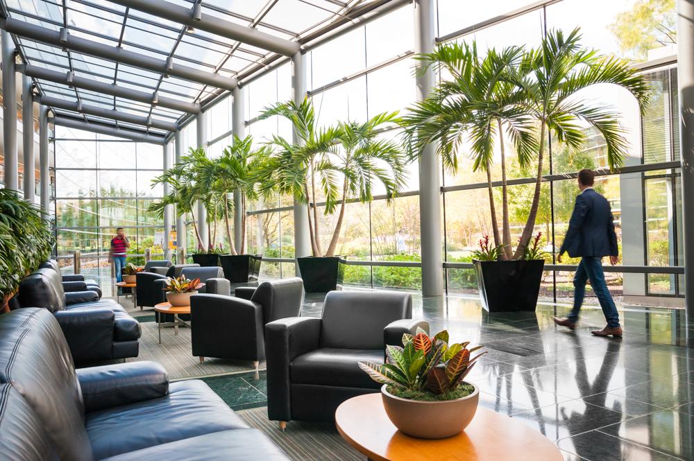 SAP Interior architecture