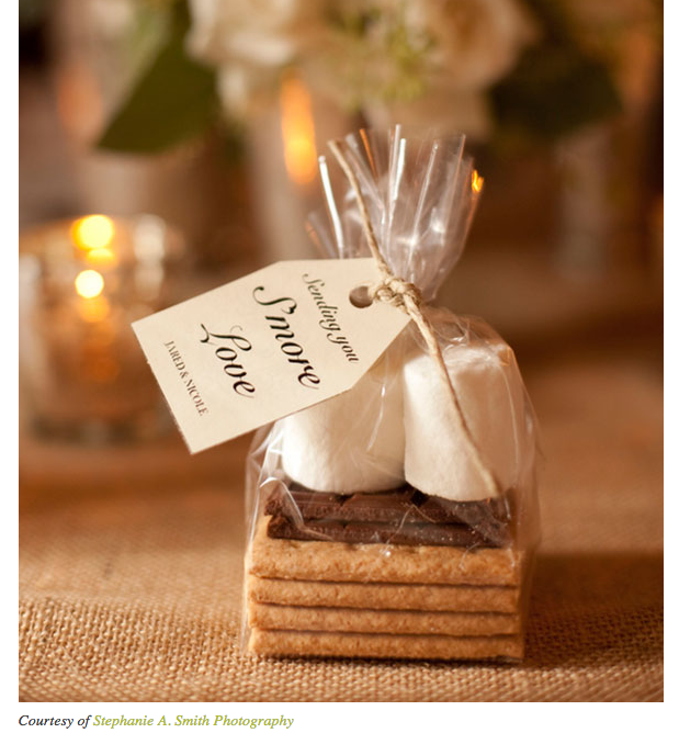 Wedding Trend - S\'Mores Bar! — Main Street Productions | Video ...
