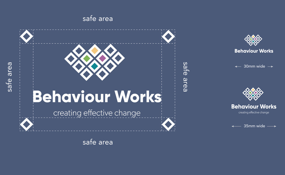 Behaviour Works brand guidelines