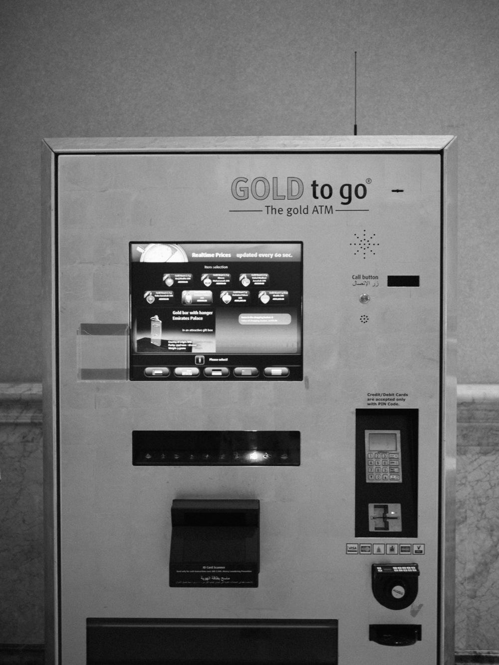 Got gold? :)