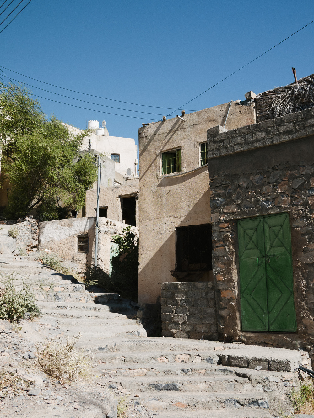 Misfat, Oman