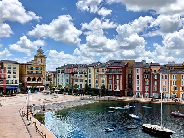 Have you ever stayed at Portofino Bay? What did you think?
