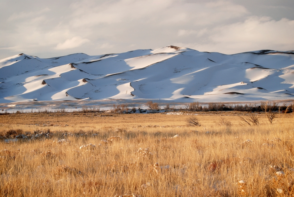 Halcyon clarity post storm  | Great Sand Dunes National Park and Preserve | Colorado
