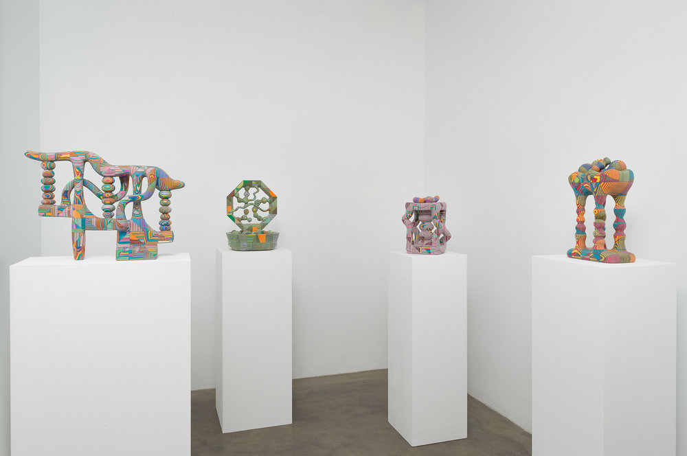 Installation view: Bayne Peterson,  Still Life