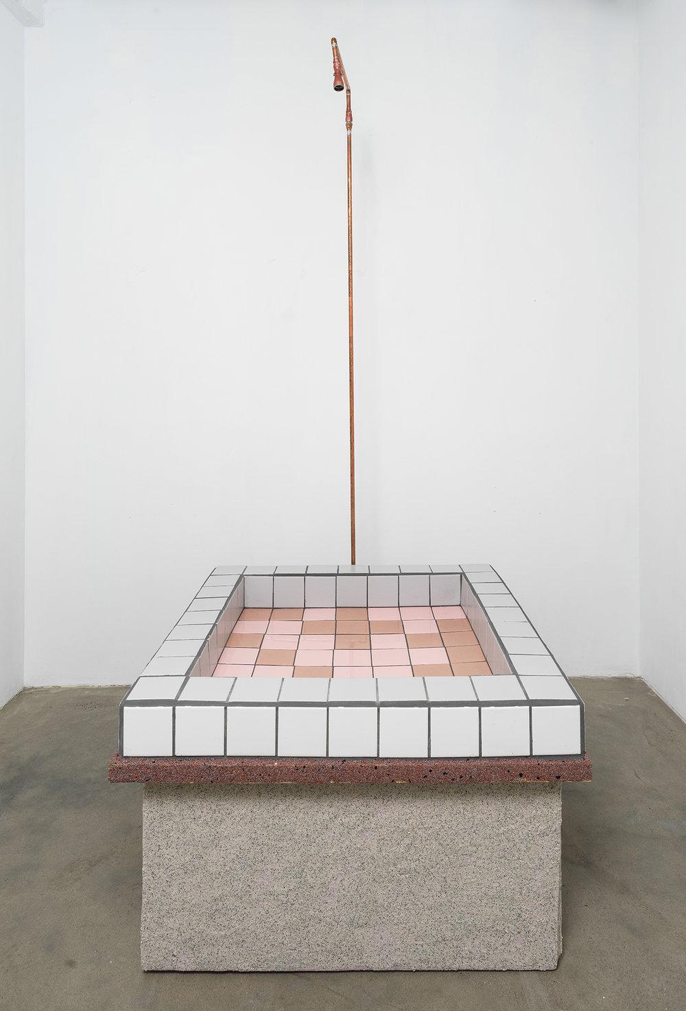 Rachel Higgins, Public Fountain, 2018