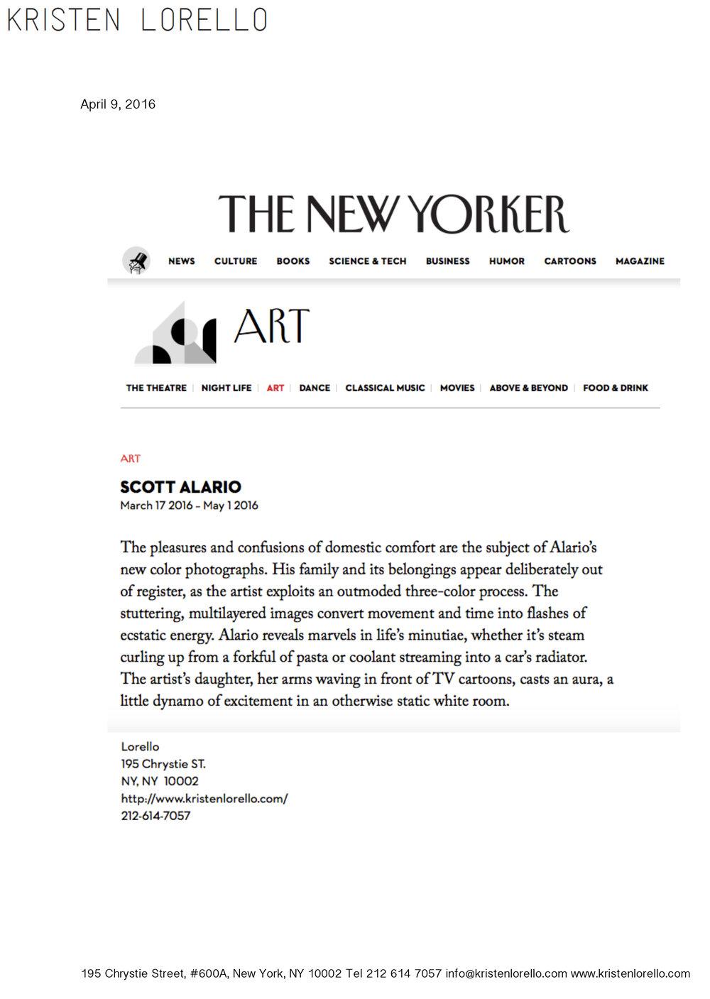 Scott Alario - Vince AlettiThe New YorkerApril 9, 2016READ MORE