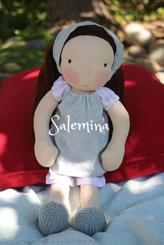 Salemina's story  .