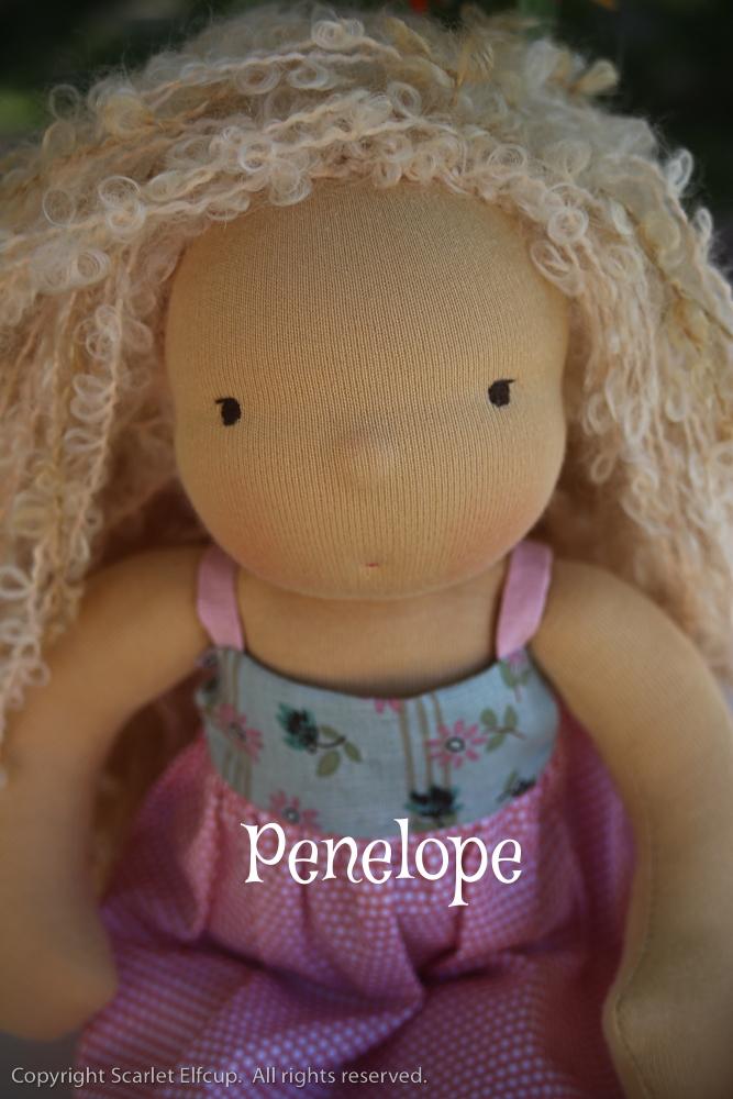 Penelope's story  .