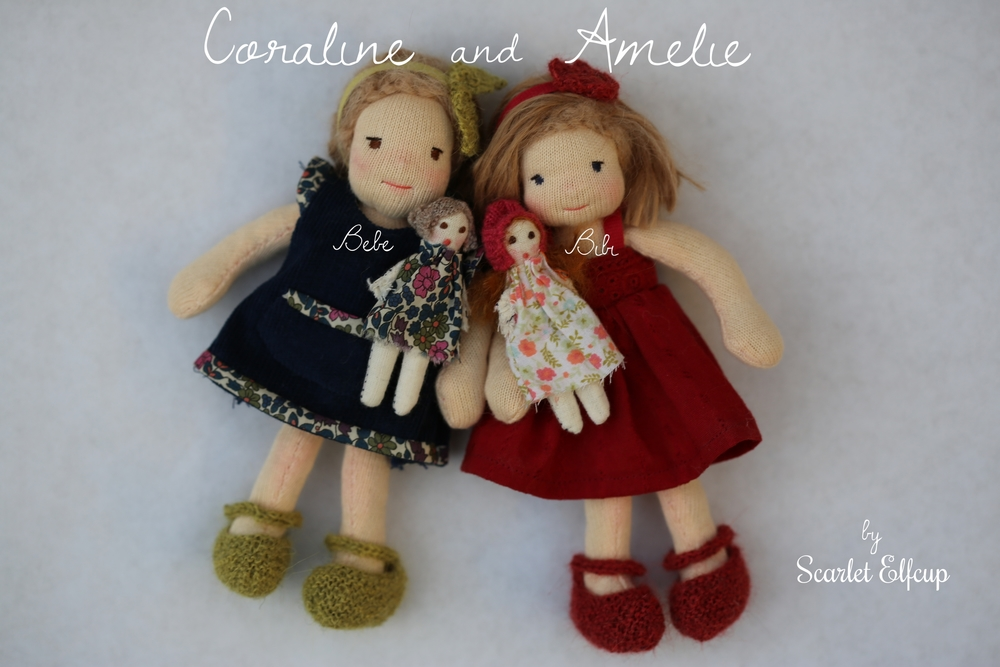 Coraline and Amelie now live in Texas with their new mamas, two young sisters. Click  here  to read more about Coraline and Amelie.