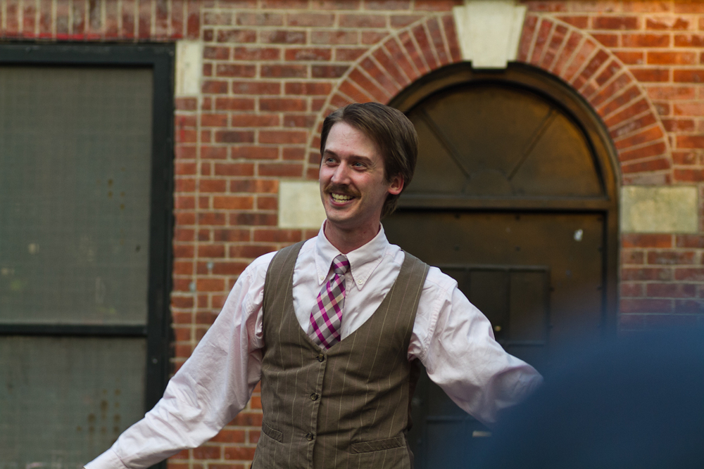 Jonathan Hopkins as Malvolio