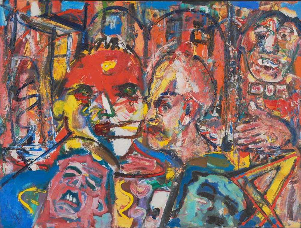 Otto Mjaanes - Dialogue