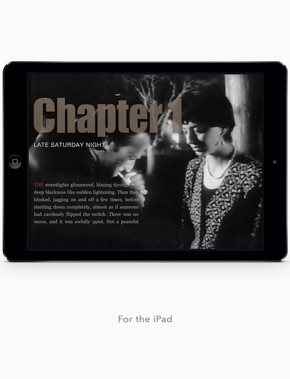 Drifter: A New Orleans Noir A multi-Sensory Novel For the iPad