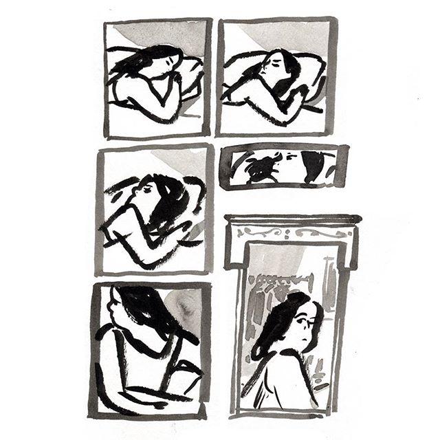 Aaand my window in queens #newyork #illustration #windowsofnewyork