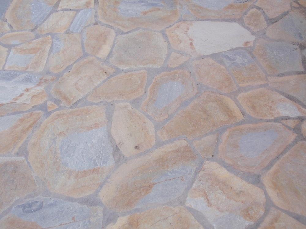 Flagstones Rock Solid Mix