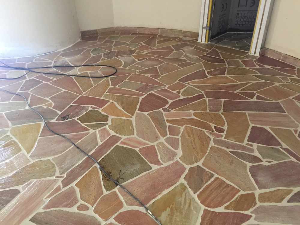 flagstones mix