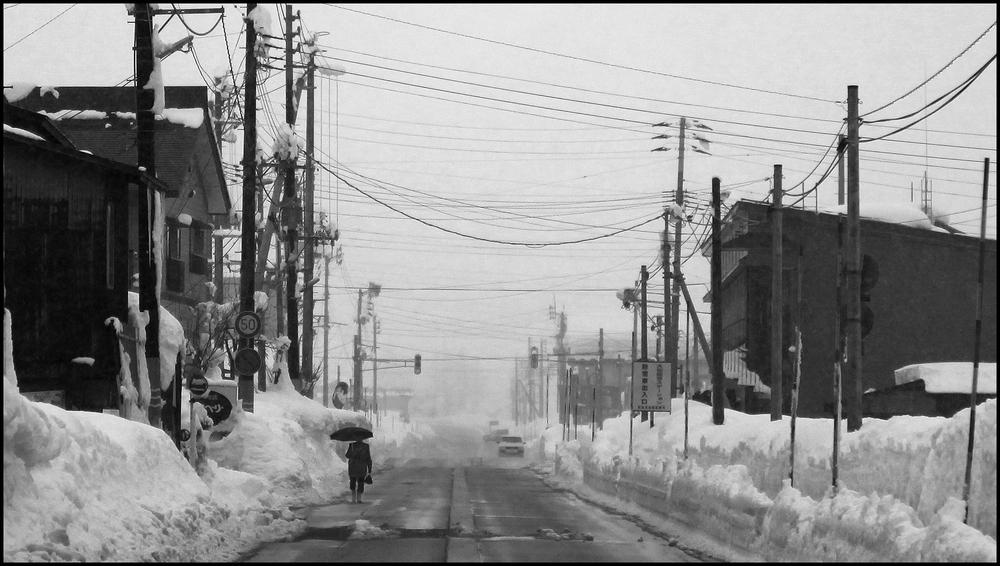 Snow Country (Urasa, Niigata)