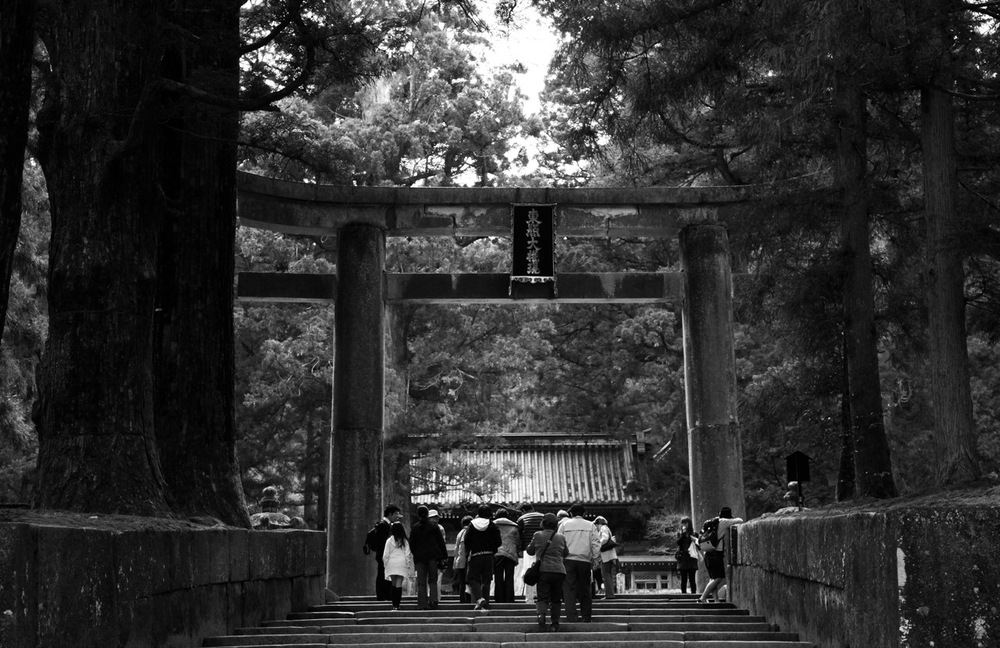 Toshogu Shrine (Nikko, Japan)