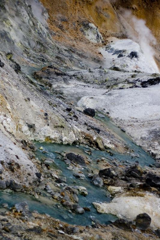 Jigokudani II (Hell Valley II) (Noboribetsu)