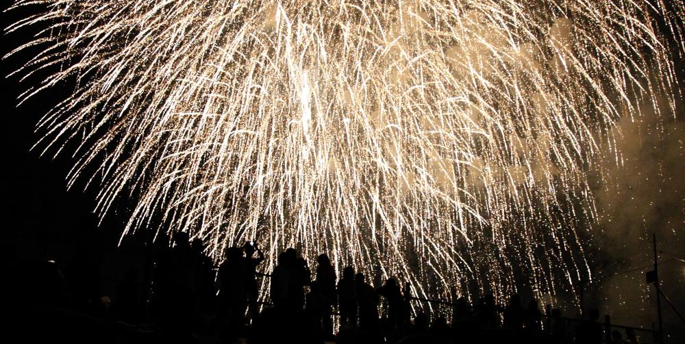 Nagaoka Fireworks (Nagaoka, Niigata)