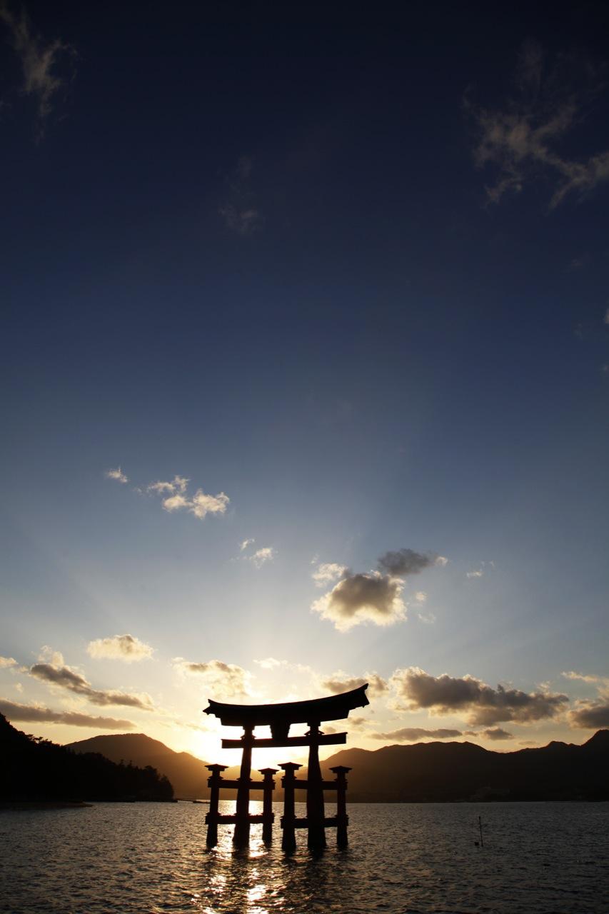 Itsukushima Shrine (Miyajima, Hiroshima)