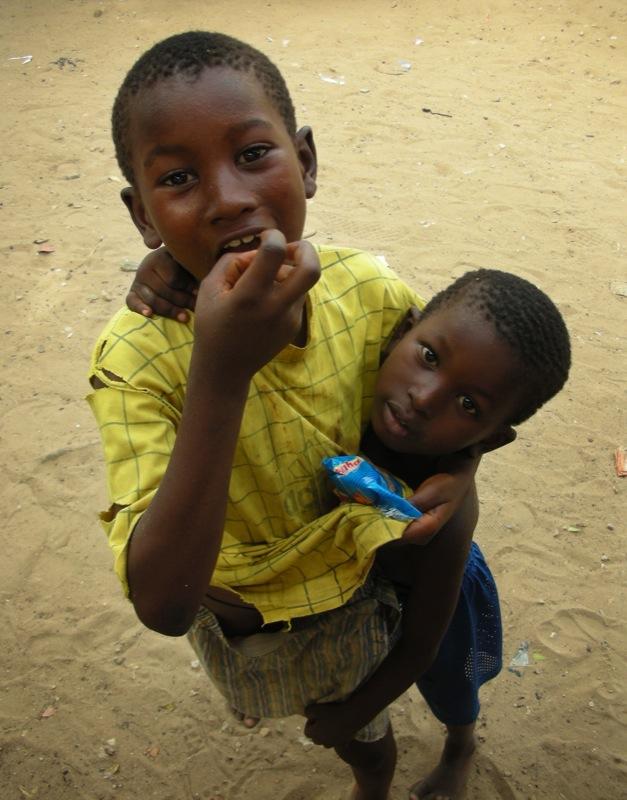 Brothers  (Thiaroye, Senegal)