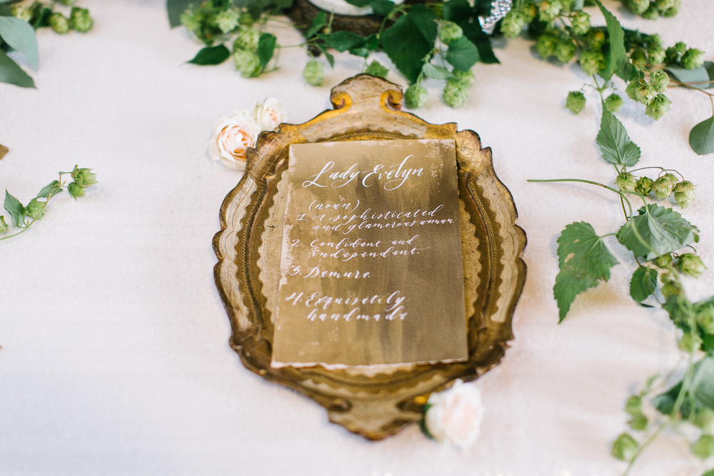 gold-and-green-gorgeous-wedding-calligraphy-6