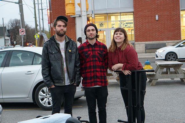 Us being awkward in Ottawa by @truenature_media 👋🏻 July 1st show 2 weeks away today!!! @thebandluma @vistas.music @campgirlsband @mothertonguesband @tianafeng