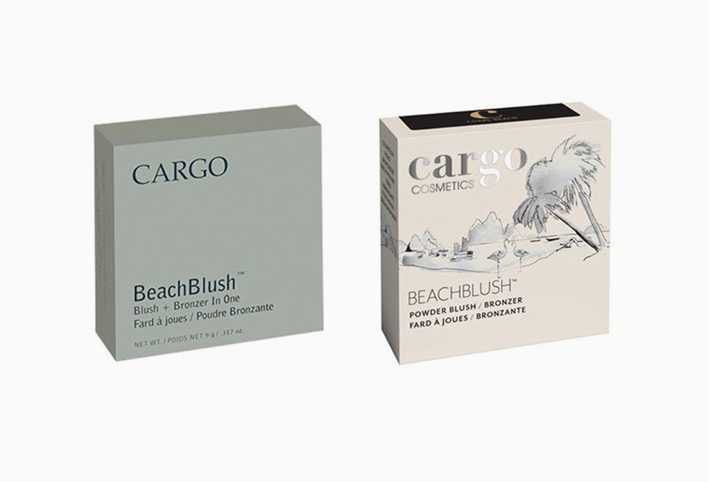 Cargo secondary packaging: Before and After