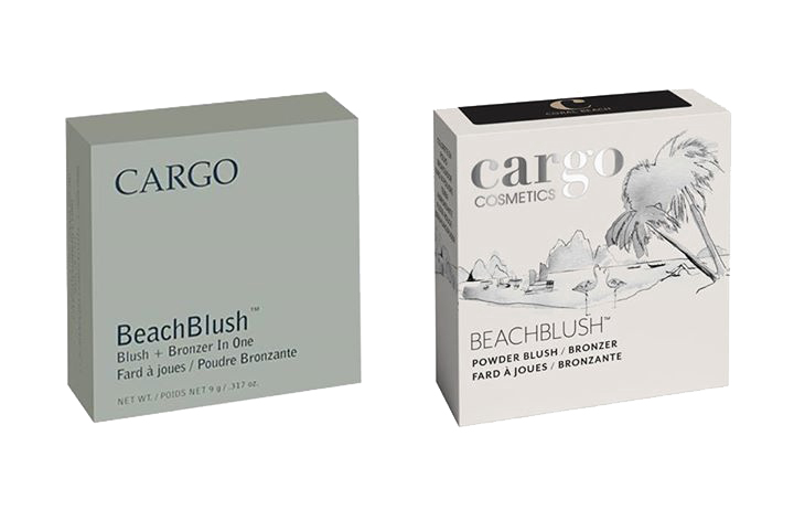 CARGO Logo and Packaging: Before and After