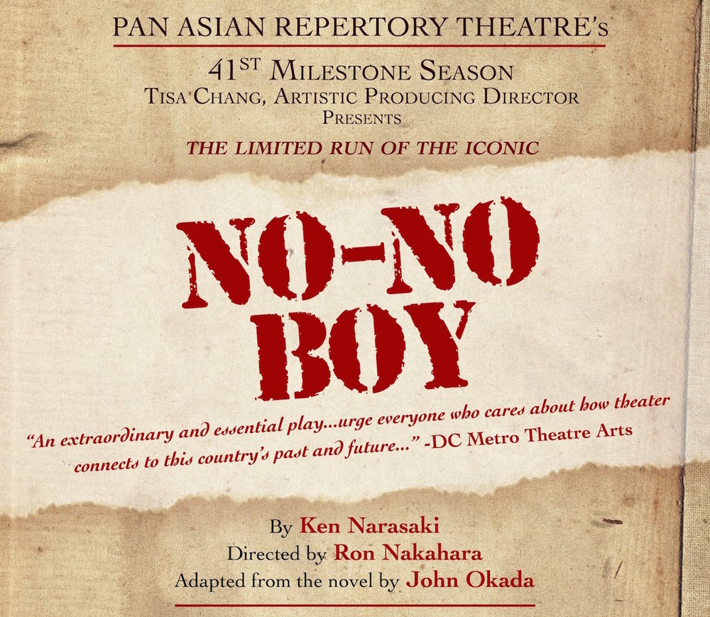 Claro joins the cast of Pan Asian Rep's 2018 Remount of No-No Boy.