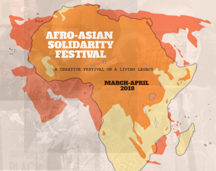 Claro and the Atlantic Pacific Theatre launch the Afro-Asian Solidarity Festival March -April 2018