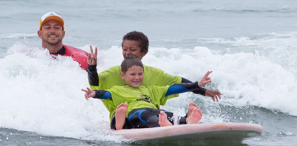 Sharing the joy of surfing     support us