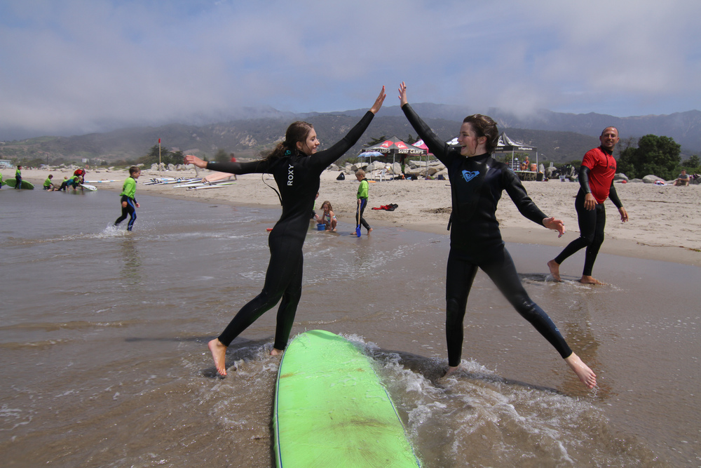 giving everyone the chance to enjoy the ocean for a lifetime    Surf Days    Get Yours