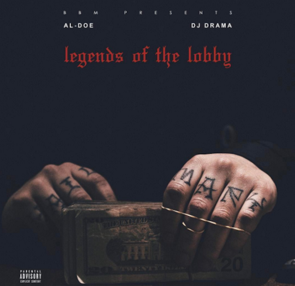 Al-Doe's Legends of the Lobby album has arrived. The Bronx native's latest project is hosted by DJ Drama and features 15 tracks with guest appearances by Dave East, 600 Breezy, Tree Mason and Makarel. Production is handled by Buckwild, Don Cannon, Sean C & LV, Rico Suave, V'Don and Cleva Keys. The LP received a major co-sign from Pusha T, who shouted... READ FULL ARTICLE HERE
