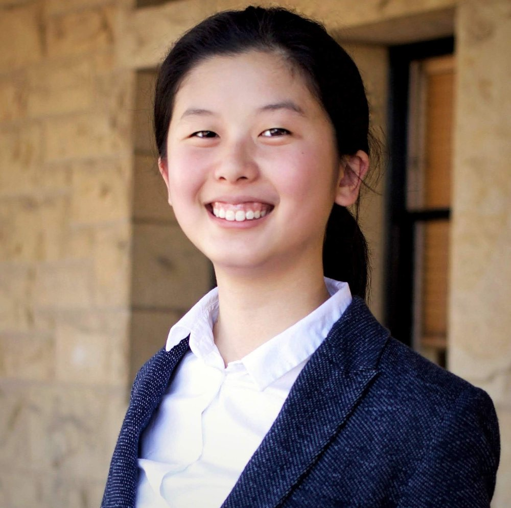 Celia Xinuo Chen  is Co-President of the Forum for American/Chinese Exchange at Stanford. Having been involved in FACES since arriving at Stanford in 2016, she served as an Alumni Affairs member from 2016-17 and as Vice President of Chapter Relations from 2017-18. A junior majoring in Philosophy, she is a native of Hangzhou, Zhejiang, China.