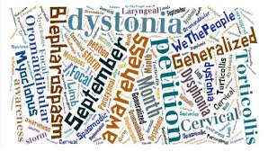 September is recognized within the dystonia community as Dystonia Awareness month. A petition was created via We the People to officially make September National Dystonia Awareness Month if 100,000 signatures were added. Jared's Paintings played our part, having our staff sign and send the petition to our contacts, posting on Facebook about it, and adding a click through link on our website for those who want to sign it. The petition has since officially been closed. Although we did not reach our goal, we consider each and every signature to be a victory for those suffering with Dystonia, as well as the foundations and activists including: Make September Dystonia Awareness Month, Dystonia Medical Research Foundation, The Bachmann-Strauss Dystonia & Parkinson Foundation, American Dystonia Society, Inc that helped spread dystonia awareness this September.