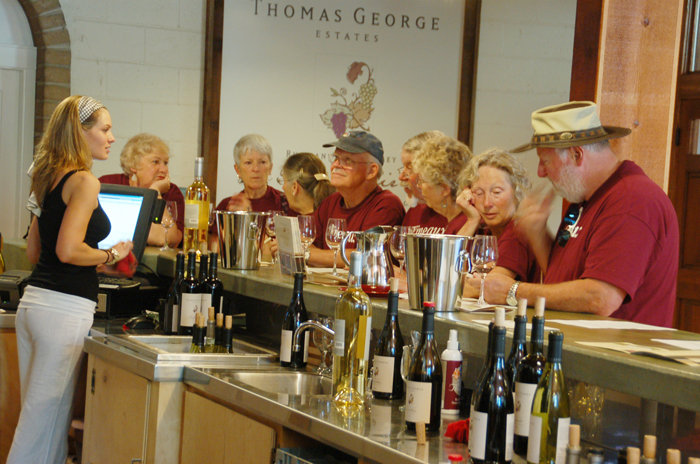 Thomas George Winery