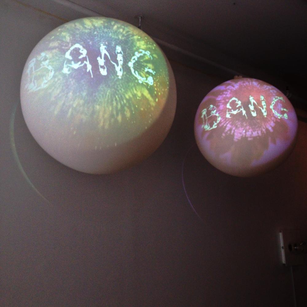 'Bang Bang Planets'  (2014)