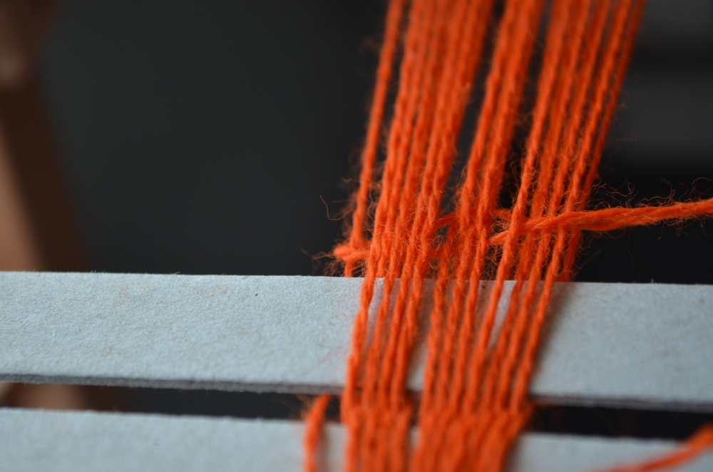 orange warp / warporweft.com