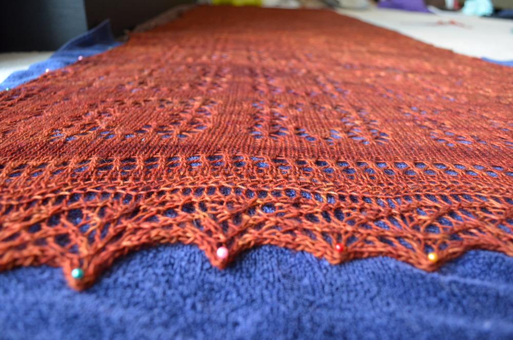 blocking / knitting / warporweft.com