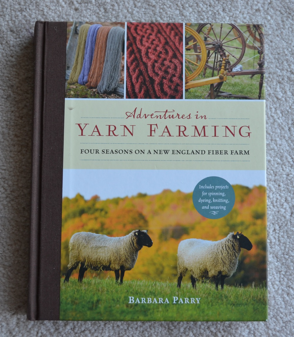 Adventures in Yarn Farming / warporweft.com