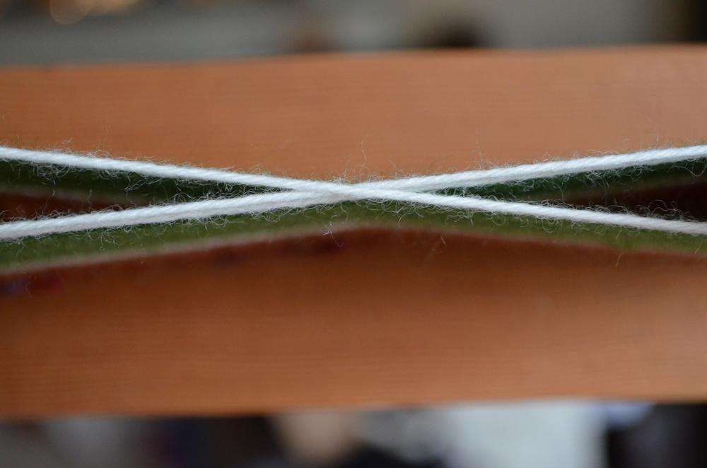 the cross of a warp / warporweft.com