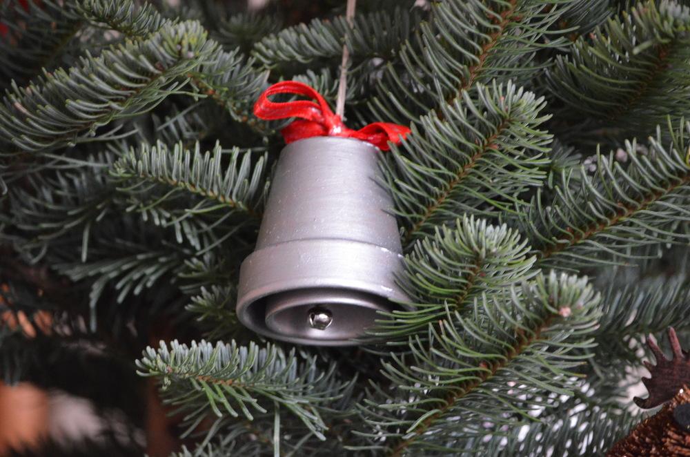 Easy Christmas Ornament / warporweft.com