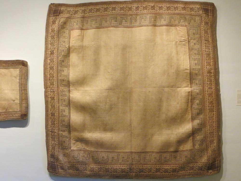 Handwoven Dress Mats from the Marshall Islands / warporweft.com