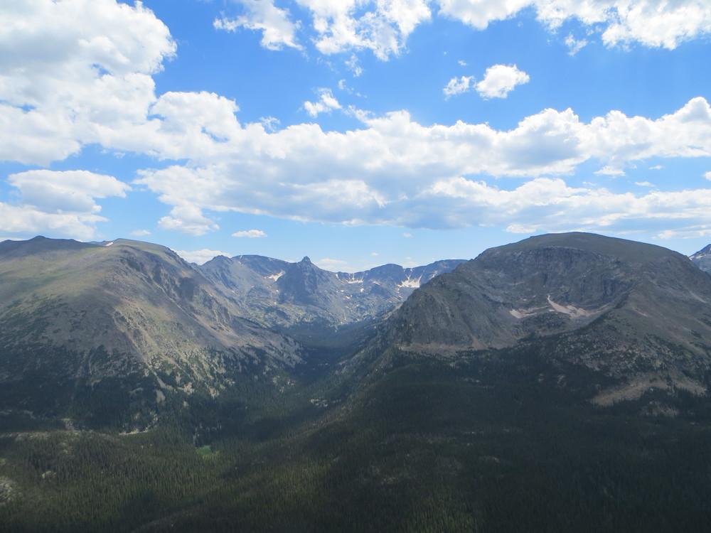 Rocky Mountain National Park Colorado / warporweft.com