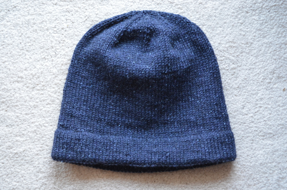 Men's Hat Pattern / warporweft.com