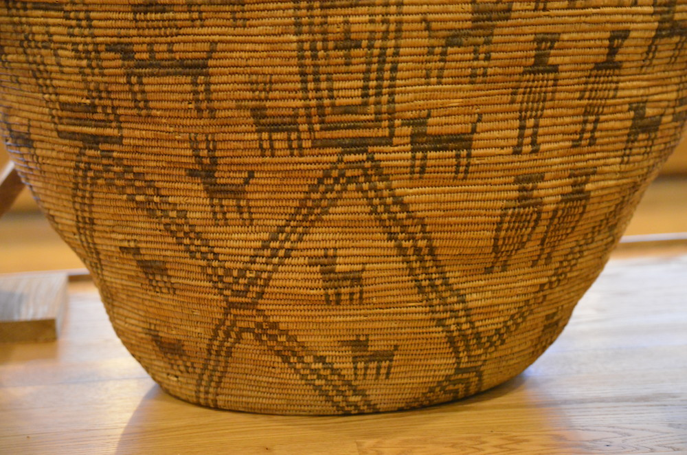 Gratiot Lake Basket Weaving Supplies : Our trip to wyoming and local yarn warp or weft