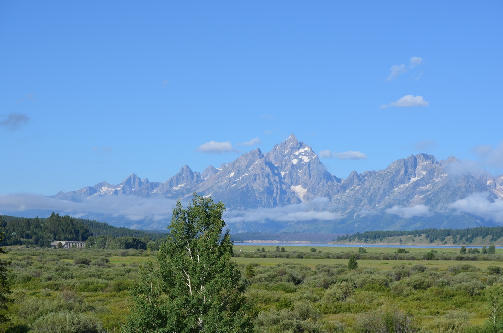 Grand Teton National Park / warporweft.com