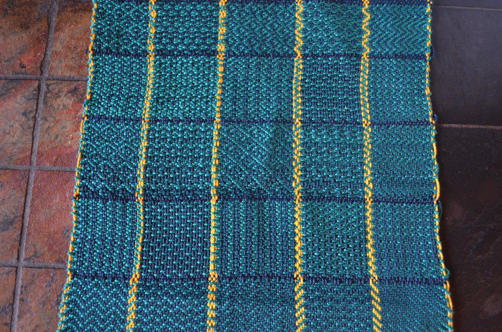 Woven Twill Sampler by warporweft.com